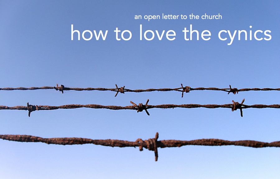 how to love the cynics