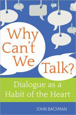 why ca't we talk