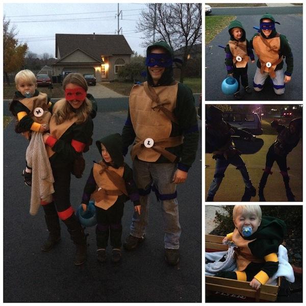Zierman Family Halloween