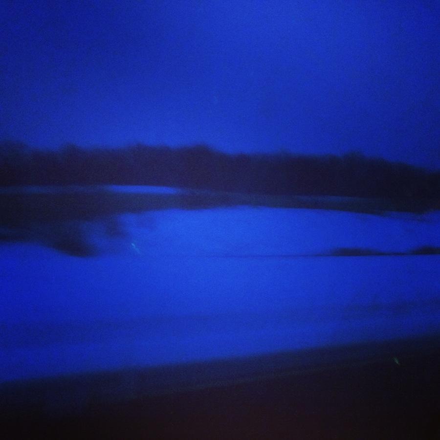 wisconsin winter blue