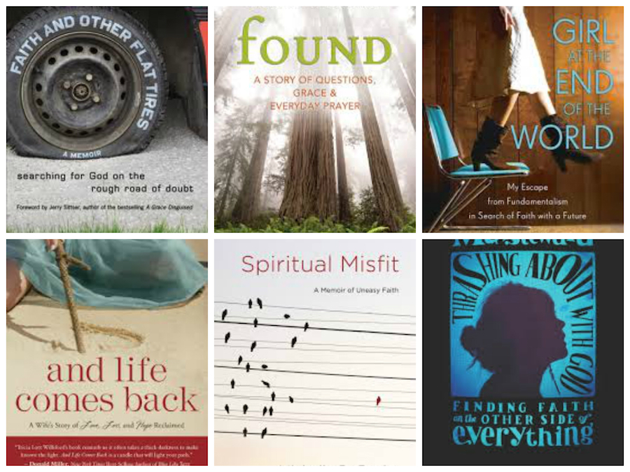 6 New Memoirs About Sorting Out Your Faith