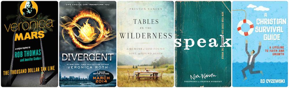 books i read 2