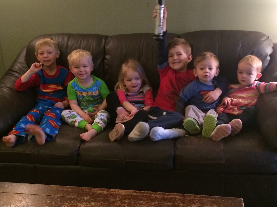 all the kids