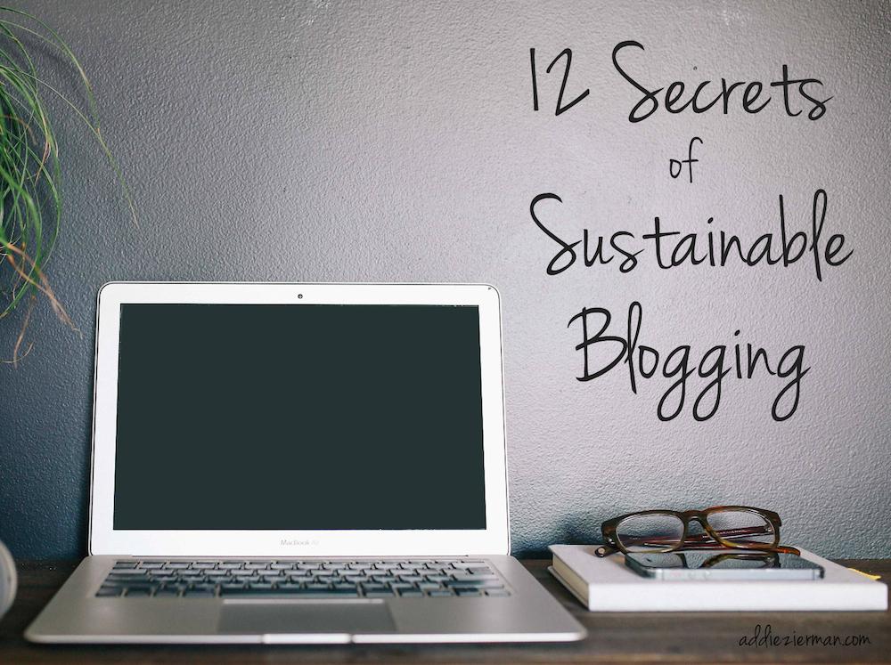 12 sustainability