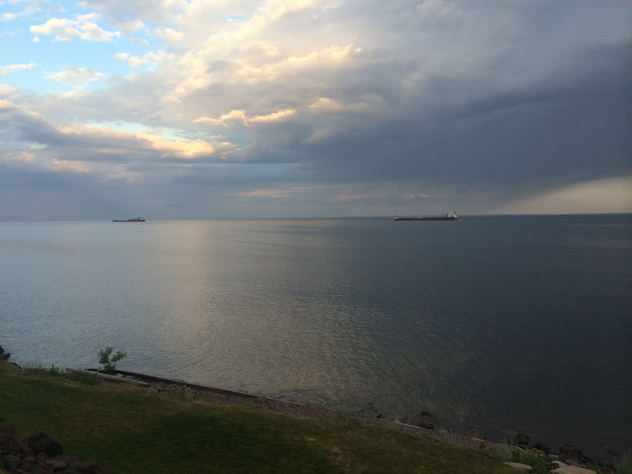 duluth - lake