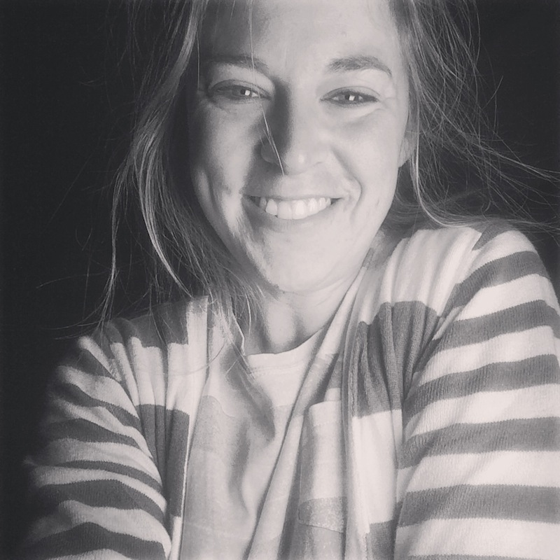 First thing in the morning selfie. Only because I'm doing @hollywoodhwife's #OneDayHH linkup -- documenting the details of one entire day. Black and white and filtered because I'm not THAT crazy.