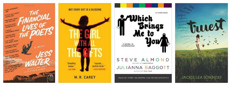 Books I Read August 2015 - 2