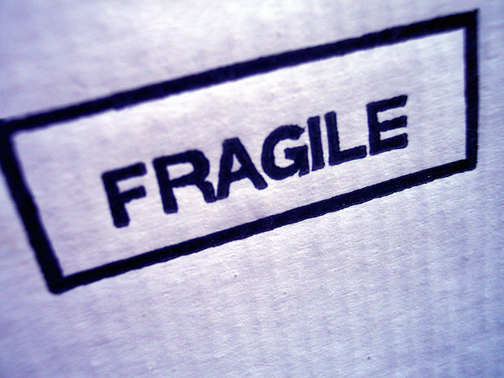 hope in a box - fragile
