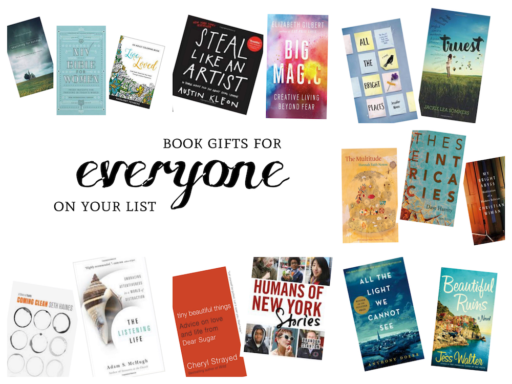 Book Gifts for Everyone on Your List