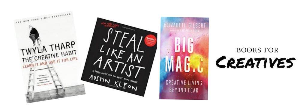Books for Creatives - 2