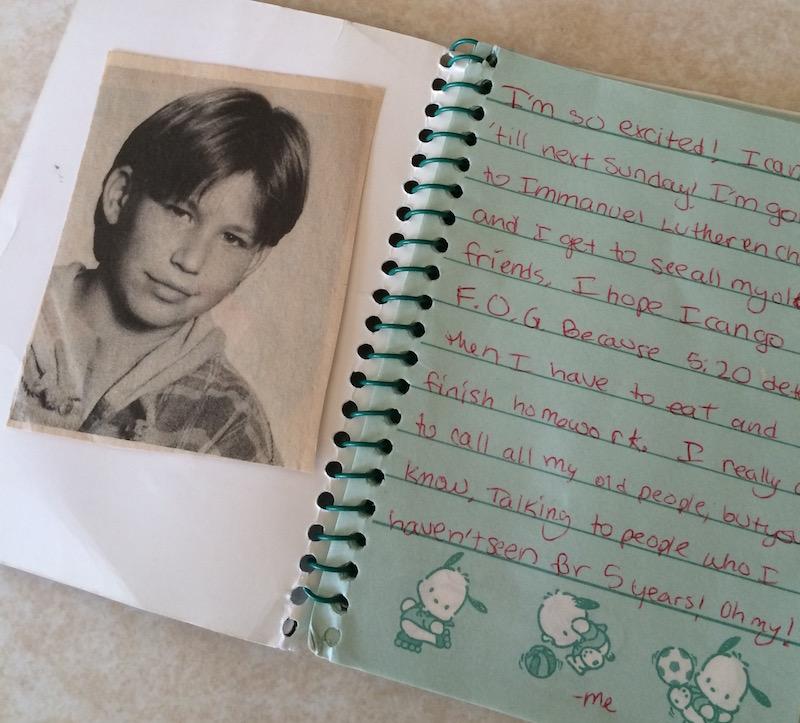 pochacco notebook