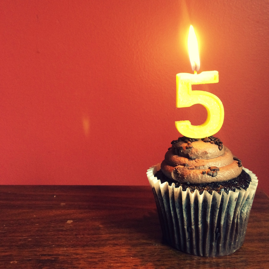 five-years-blogging