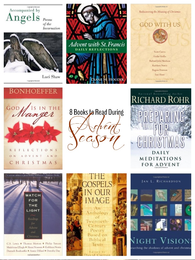 8 Books for the Advent Season