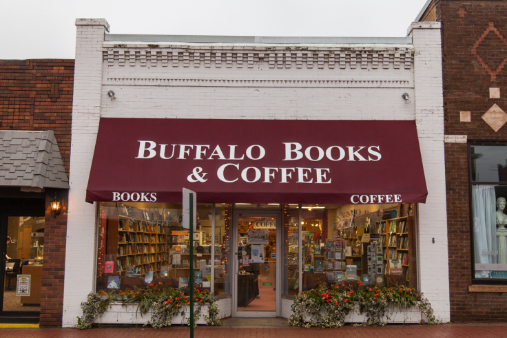 local literature about coffee shops Bestsellers books & coffee co, 360 s jefferson st, mason phone: 517-676-6648 online: bestsellersbookstorecom details: this hometown coffee shop is the hub of local activity, and it's owned by .